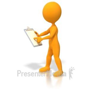 Note Pad Page Turn Tool Kit at PresenterMedia.