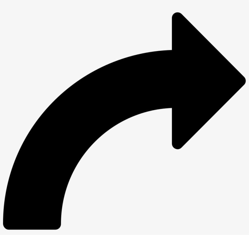 Turn Right Arrow.