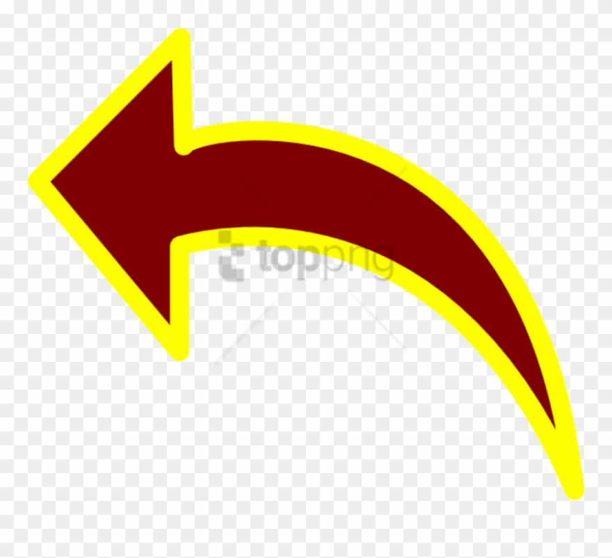 Free Png Turn Arrow Png Image With Transparent Background.