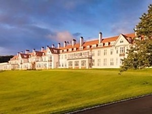Information about golf hotel Trump Turnberry, A Luxury Collection.