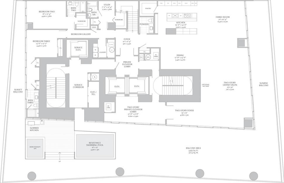 Floorplan Stock Vectors Vector Clip Art Shutterstock Ground Floor.