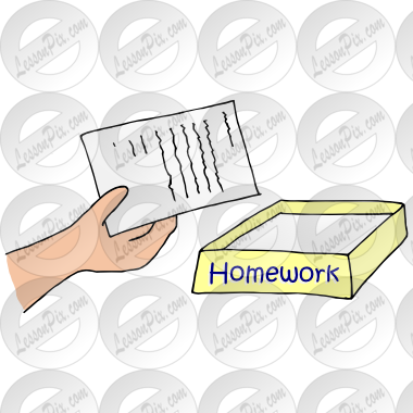 Turn In Homework Png & Free Turn In Homework.png Transparent.