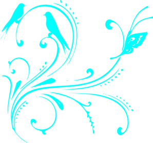 Turquoise Clipart.