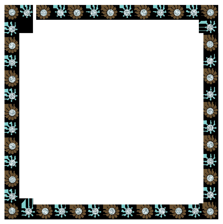 Picture frame Border Clip art.