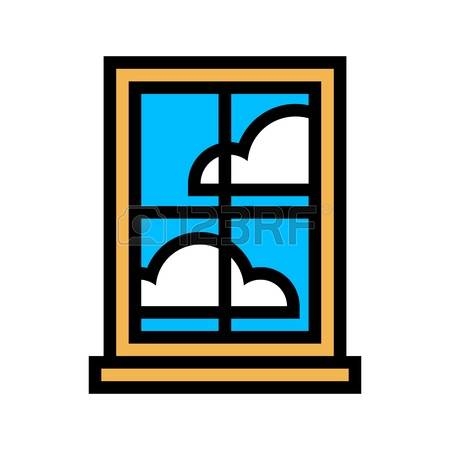 Window Pane Stock Illustrations, Cliparts And Royalty Free Window.