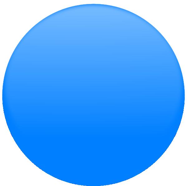 Ball Blue Clip art.