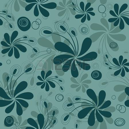 7,137 Turquoise Flower Stock Vector Illustration And Royalty Free.