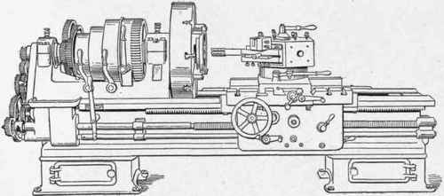Chapter XXI. Special Turret Lathes.