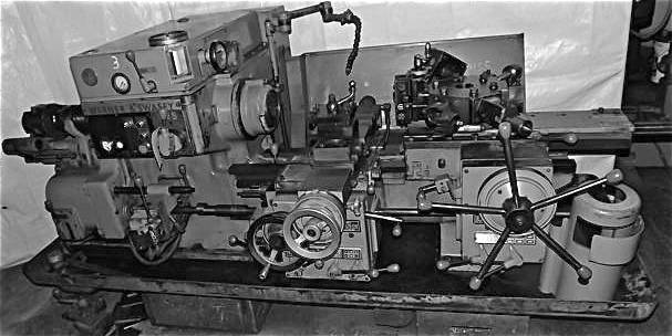 Turret Lathes : Industrial Machinery, Machine tool sales and.
