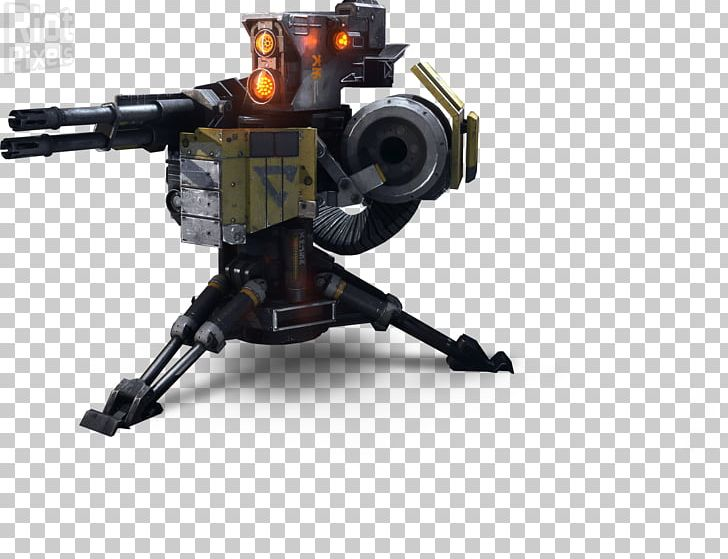 Killzone Shadow Fall Turret Concept Art Weapon PNG, Clipart.