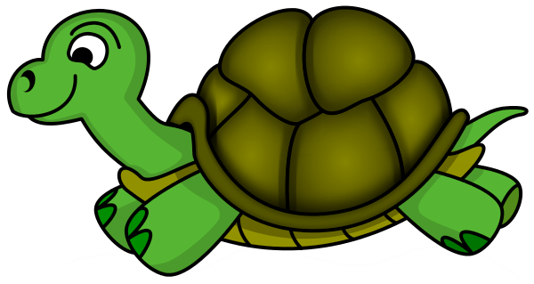 Cartoon turtle free clipart jpg.