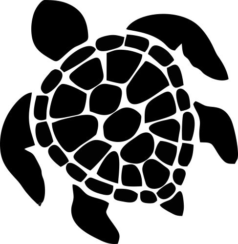 Free Turtle Silhouette Clip Art, Download Free Clip Art.