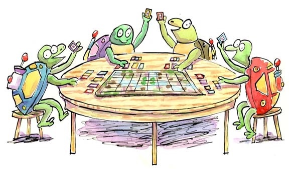Robot Turtles: The Board Game for Little Programmers by Dan.