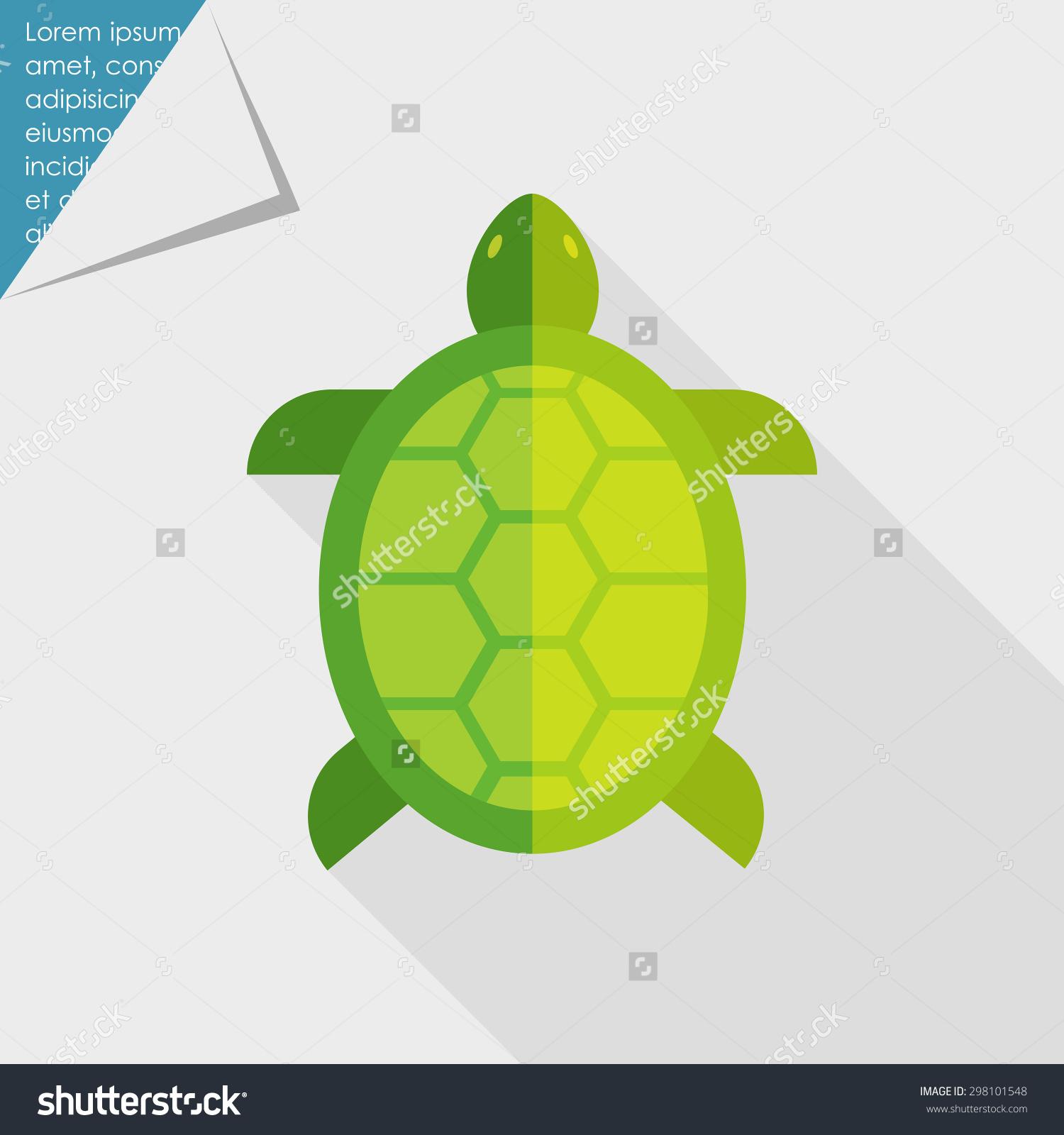 Turtle Icon Stock Vector 298101548.