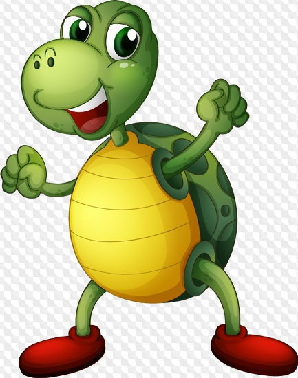 PSD, 9 PNG, Turtle, Clipart on transparent background.