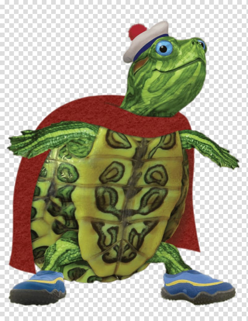 Wonder Pets Turtle Tuck, Turtle Tuck Looking Smart.