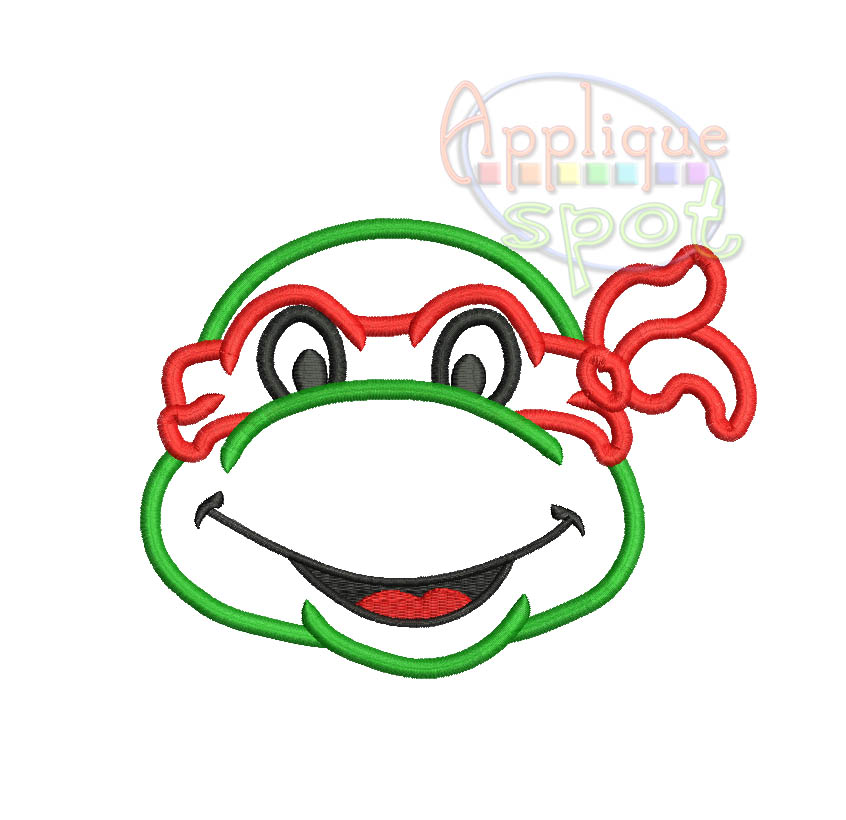 turtle in mouth clipart #3