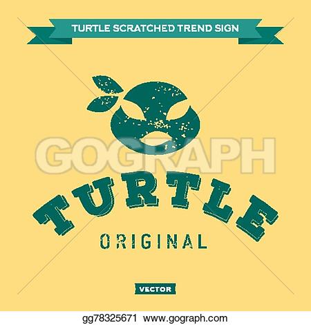turtle in mouth clipart #2
