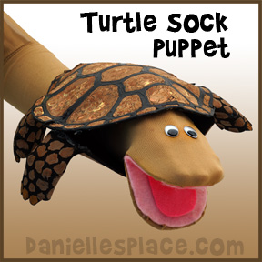 Puppet Crafts Kids Can Make.