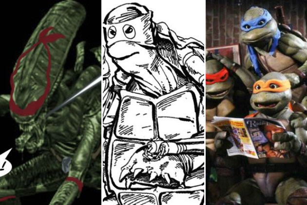 10 Things You Didn't Know About 'Teenage Mutant Ninja Turtles'.