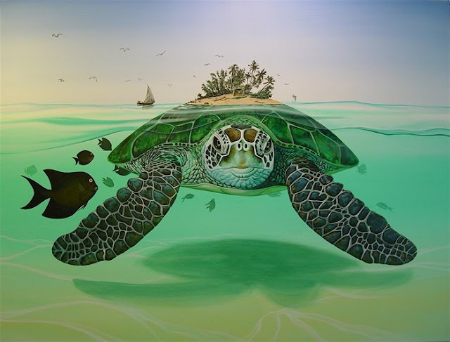 1000+ images about Turtle Island Creation story of the Anishnaabe.