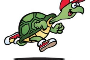 Turtle running clipart 1 » Clipart Portal.