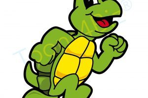 Running turtle clipart 2 » Clipart Portal.