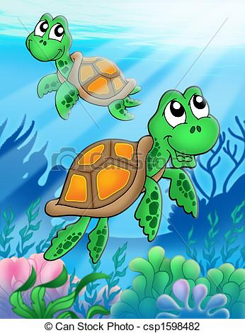 Turtles Illustrations and Clip Art. 9,056 Turtles royalty free.