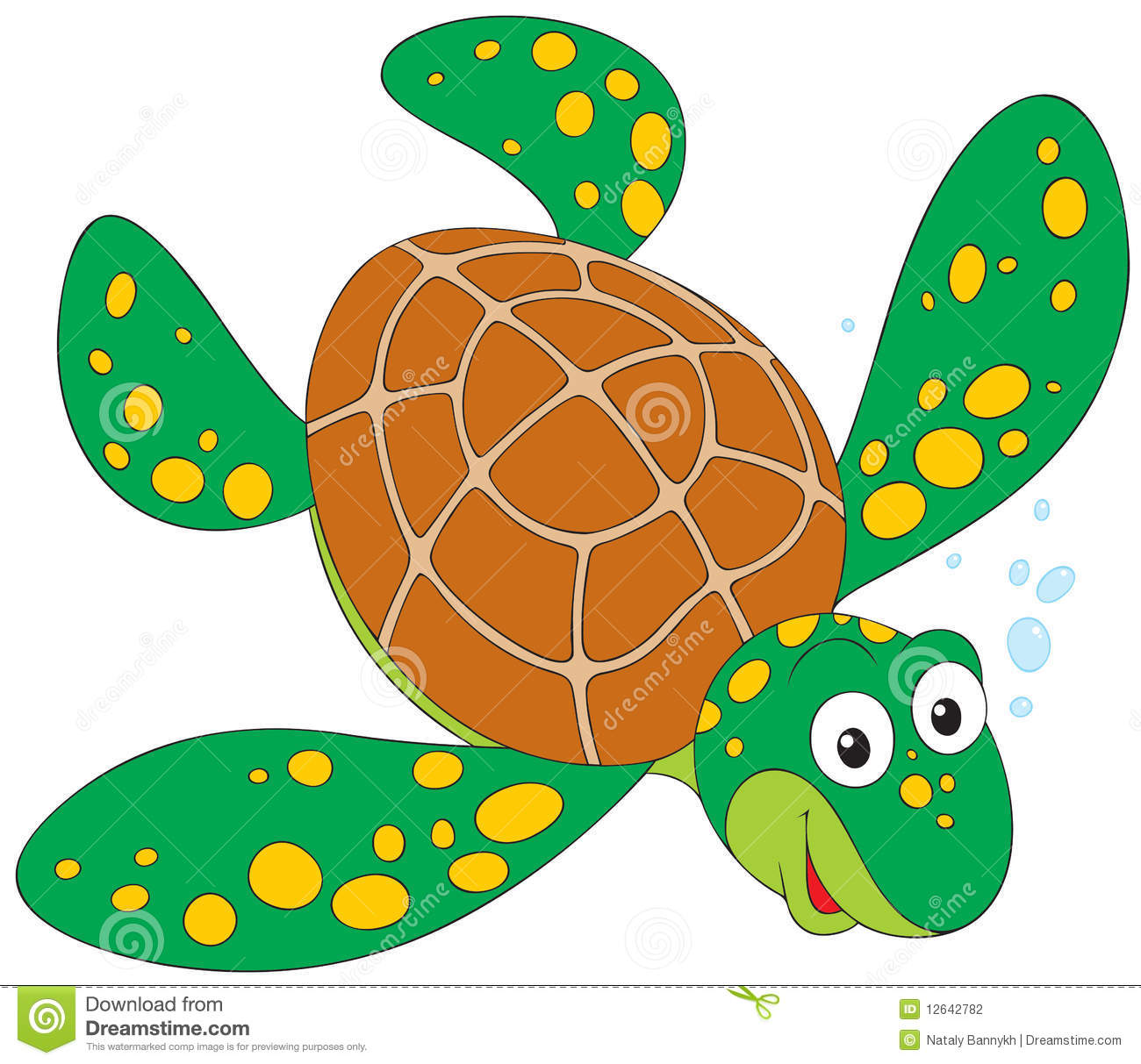 Turtle Stock Photography.