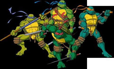 Ninja Turtles PNG images free download.