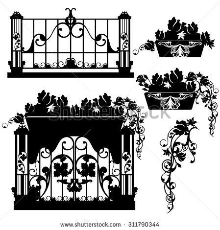 Architectural Detail Stock Vectors, Images & Vector Art.