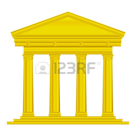 2,151 Gold Column Stock Vector Illustration And Royalty Free Gold.