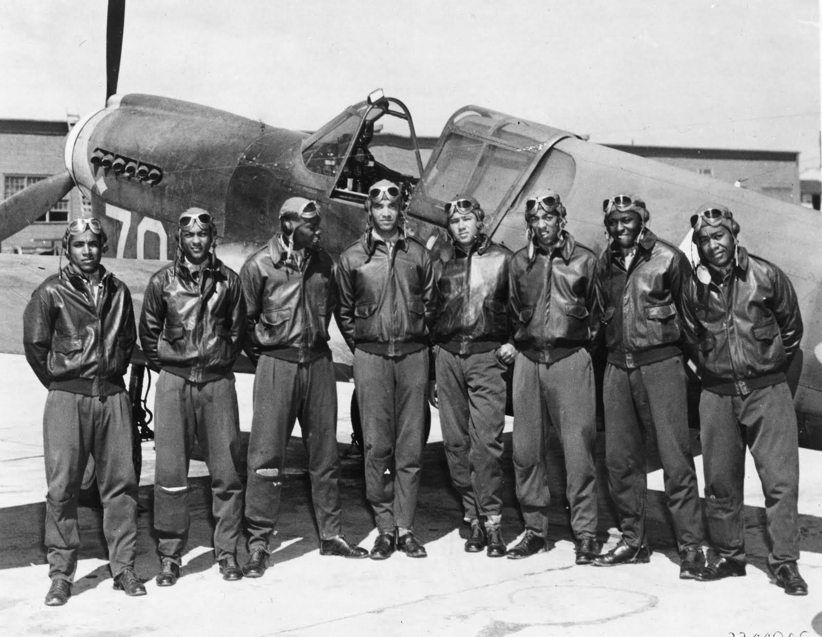 Tuskegee Airmen Public Domain Clip Art Photos and Images.