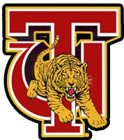 Tuskegee tiger logo black and white clipart png.