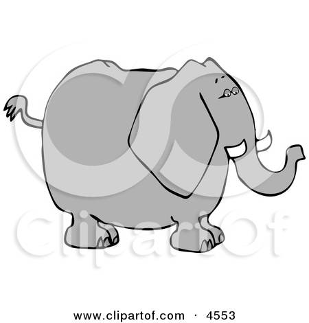 Tusks clipart #1