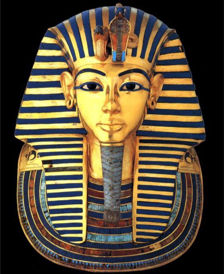 Tutankhanun mask clipart - Clipground