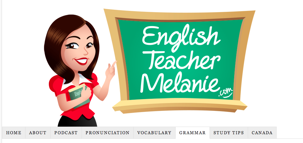 10 Websites to learn and practice English Grammar.