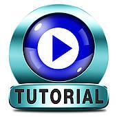 Clip Art of tutorial k22578042.