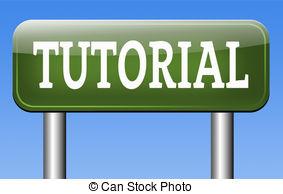 Tutorial Illustrations and Clip Art. 9,946 Tutorial royalty free.