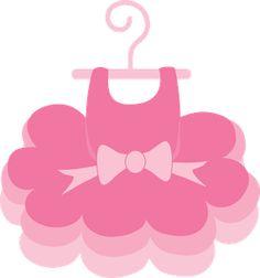 Pink Tutu Clipart.