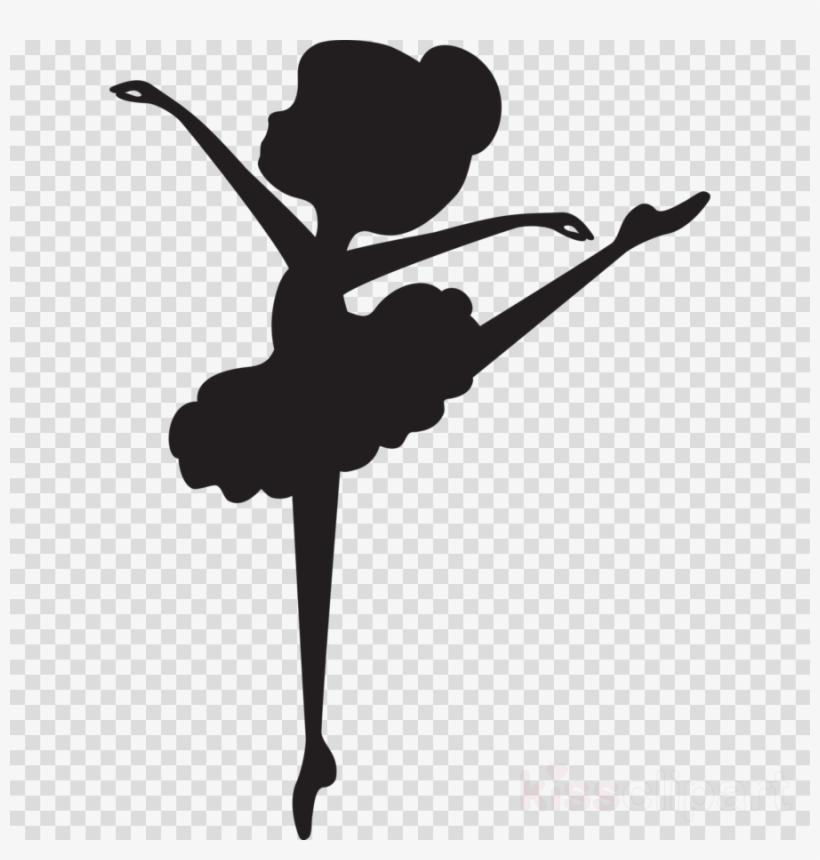 Cute Ballerina Silhouette Clipart Ballet Dancer Clip.