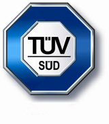 TUV SUD Safety Testing and Product Certification.
