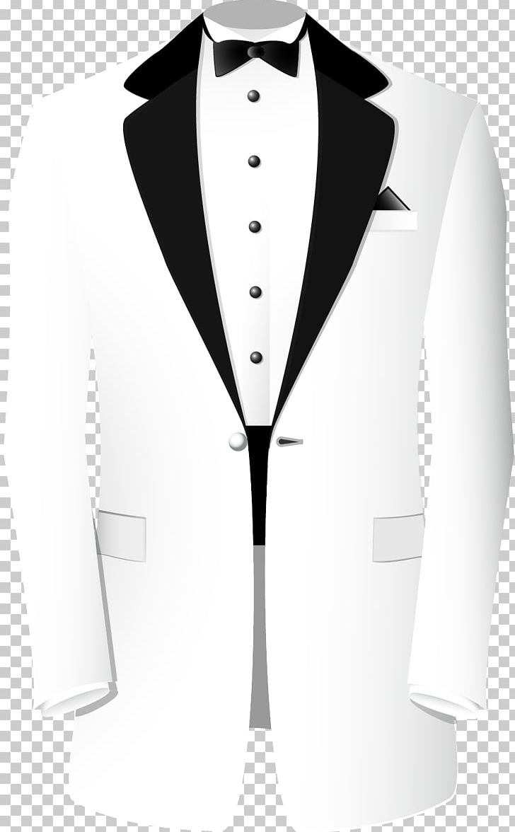 Tuxedo Euclidean Suit PNG, Clipart, Black, Black And White.