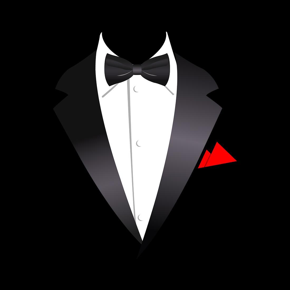 Similiar Black Tuxedo Clip Art Keywords.