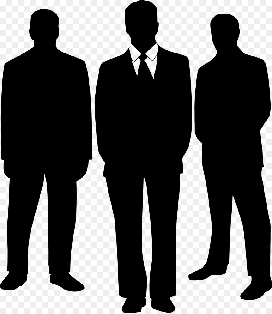 Free Man In Tux Silhouette, Download Free Clip Art, Free.