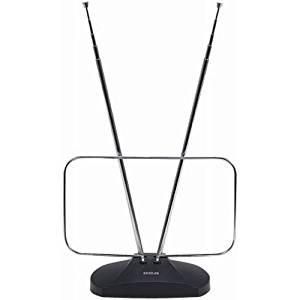 RCA ANT111E Indoor Digital TV Antenna, Non.