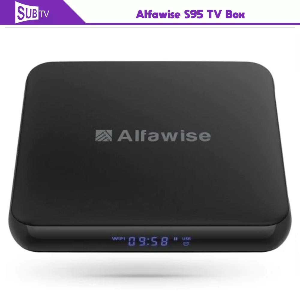 Alfawise S95 TV Box.
