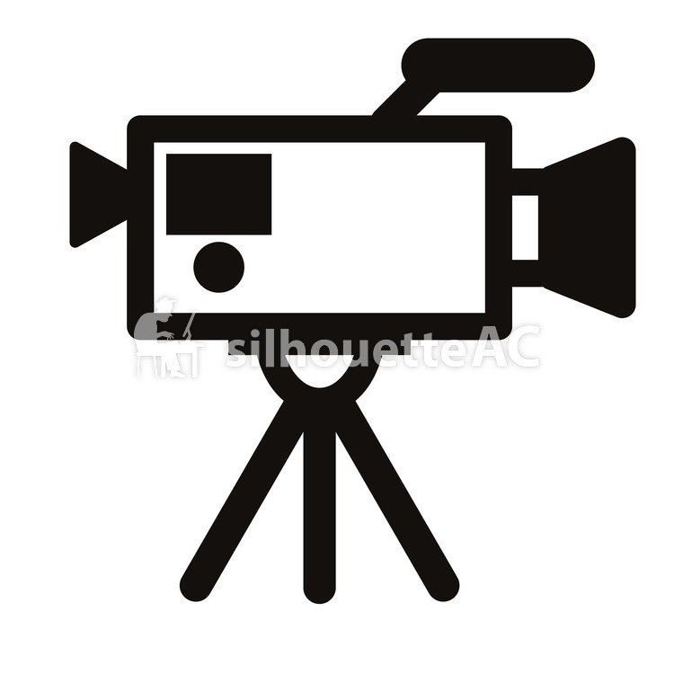 Tv Camera Cliparts.
