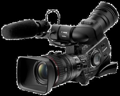 Television camera PNG.