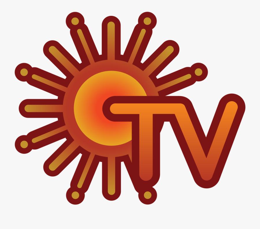 Sun Tv Channel Logo , Free Transparent Clipart.